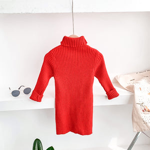 malena turtleneck dresses