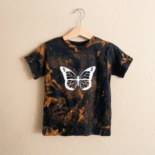 butterfly + bleach tee 🦋