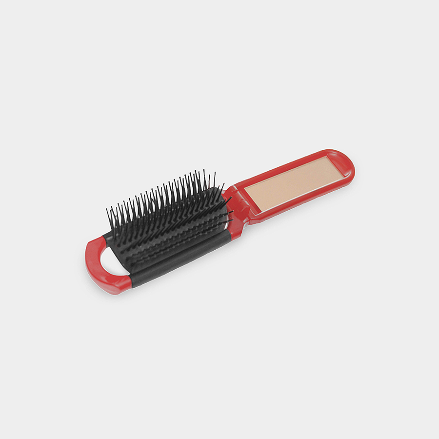 Compact Brush Mirror Duo