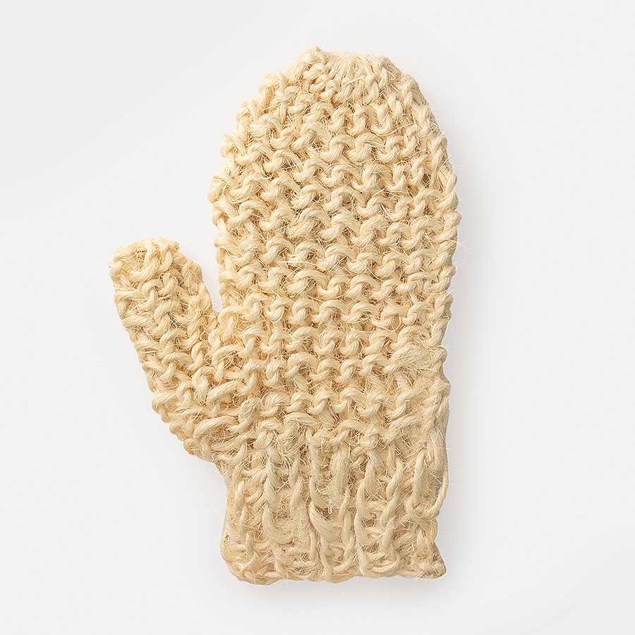 Dry Brushing Glove