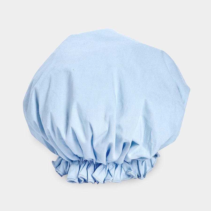 Bouffant Shower Cap - Blue