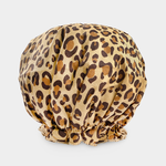 Bouffant Shower Cap - Leopard