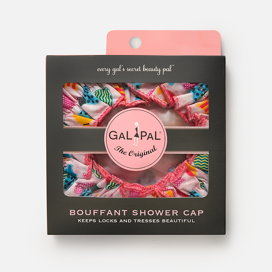 GAL PAL BOUFFANT SHOWER CAP - DRESSES