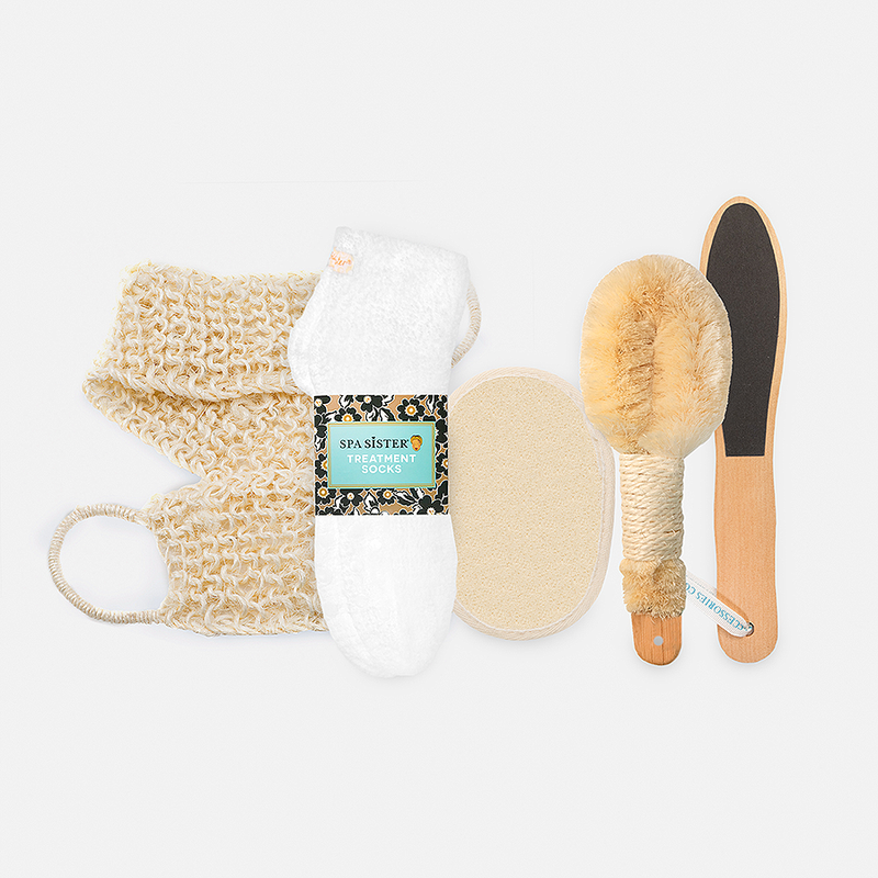 Dry Brush Essentials Set