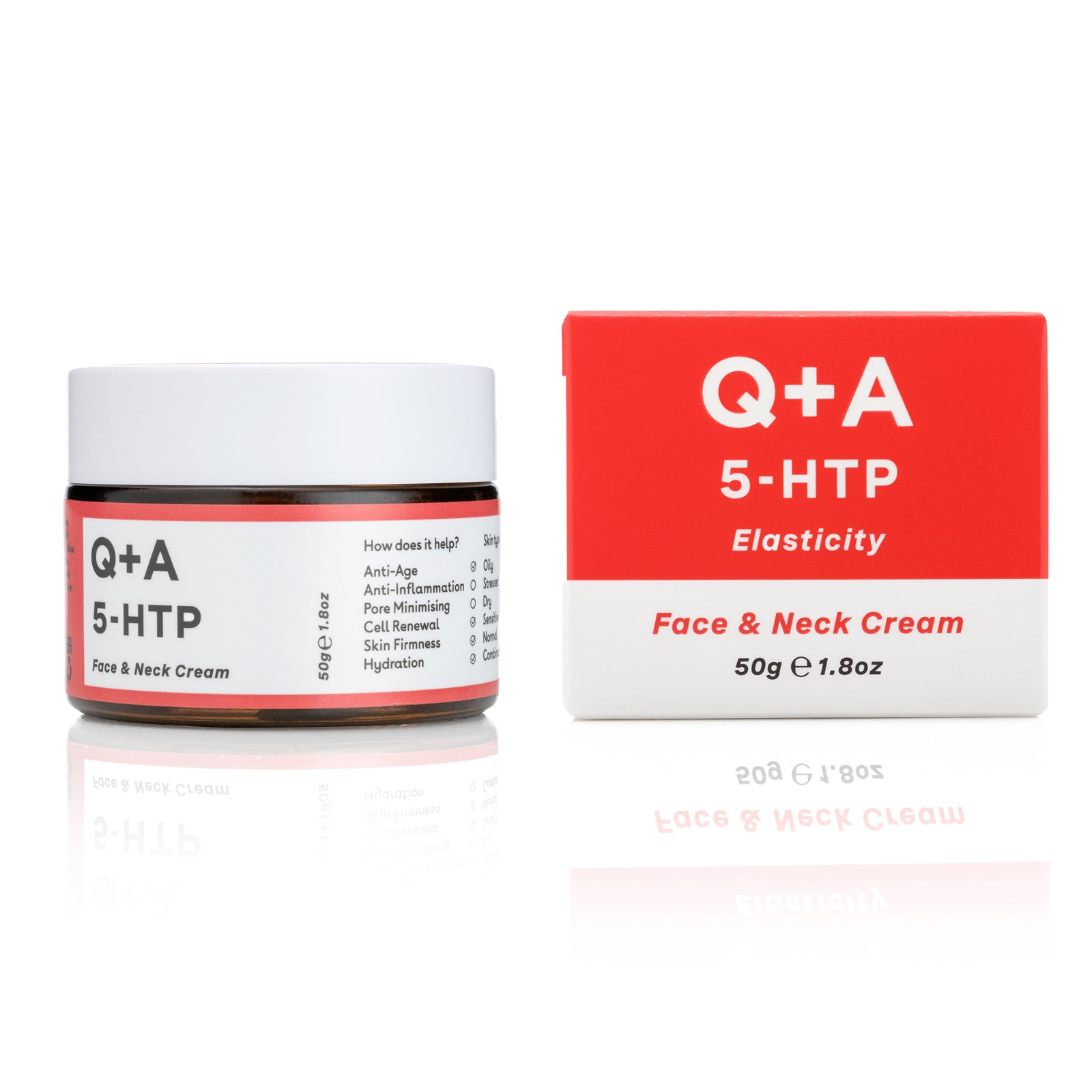 5-HTP Face & Neck Cream
