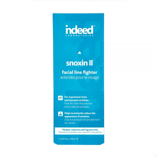 Snoxin II™ Facial Line & Wrinkle Fighting Serum