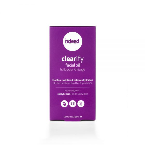 Clearify Facial Oil