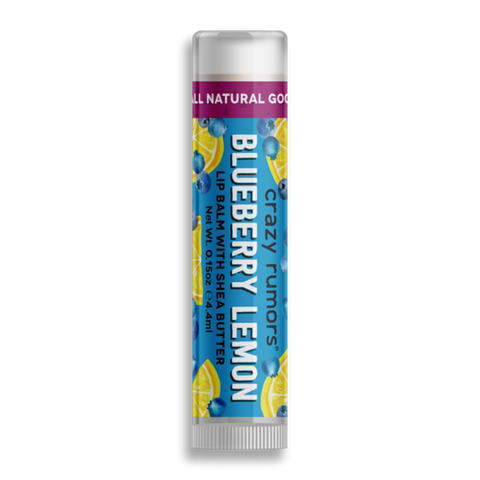 Blueberry Lemon Lip Balm