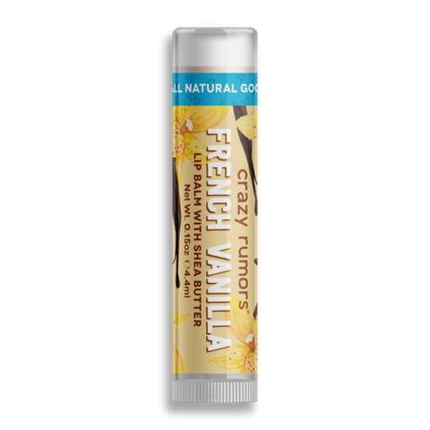 French Vanilla Lip Balm