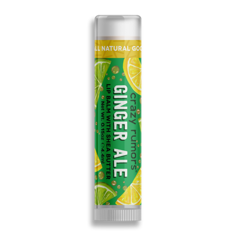 Ginger Ale Lip Balm