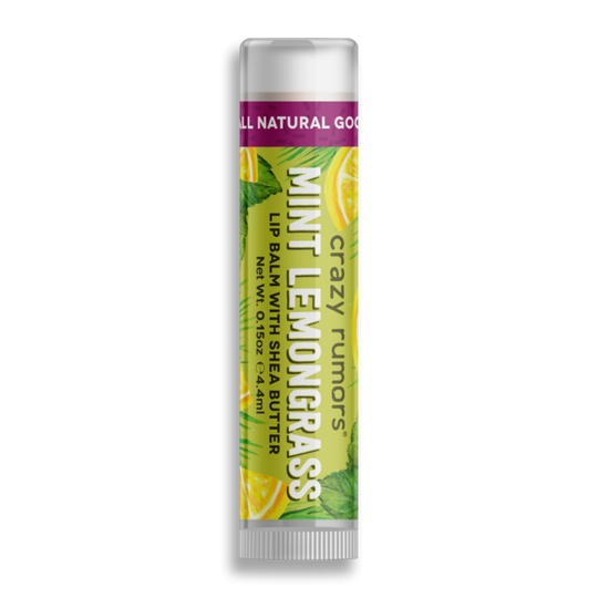 Mint Lemongrass Lip Balm