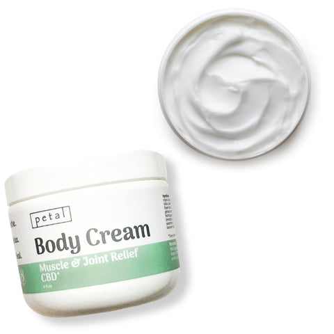 cbd topicals - muscle cream