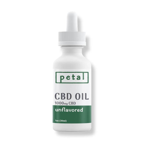 Pure CBD Oil Tinctures - Flavored and Unflavored