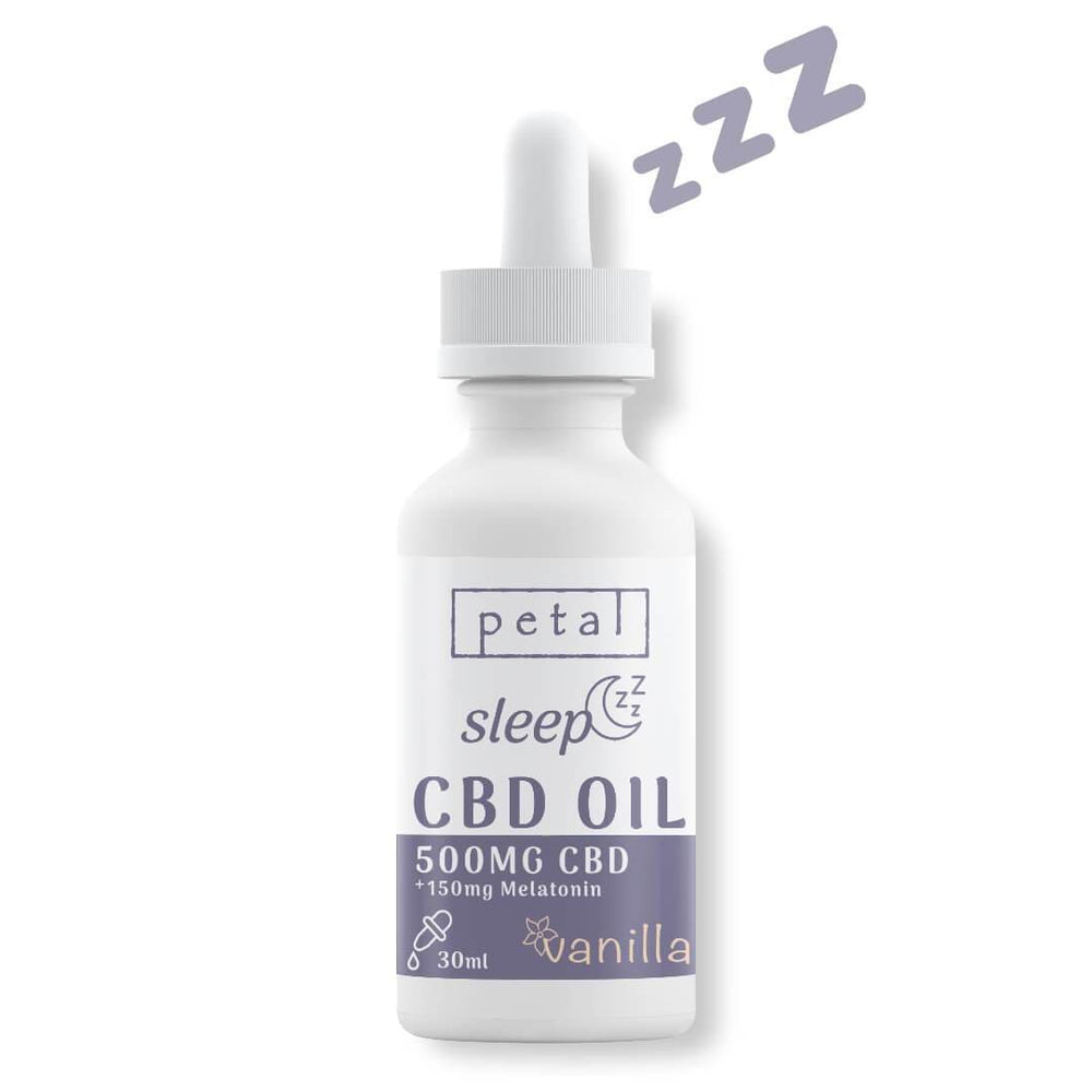 500mg CBD Sleep Oil - Vanilla