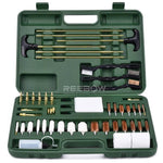 BOW-TAC tactical cleaning kits - Green universal gun cleaning kit - Main view