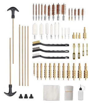 BOW-TAC tactical cleaning kits - Universal gun cleaning kit - Including