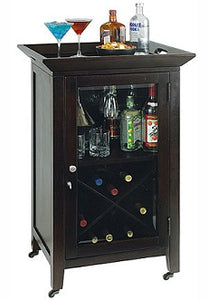Butler Wine & Bar Cabinet
