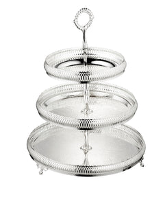 3 Tier Gallery Cake Stand