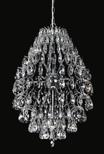 Load image into Gallery viewer, 9 Light  Chandelier with Chrome finish