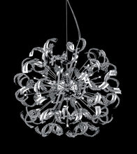 Load image into Gallery viewer, 18 Light  Chandelier with Chrome finish