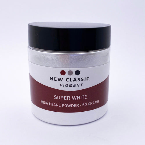 Super White Powder for Epoxy Resin 50 Grams