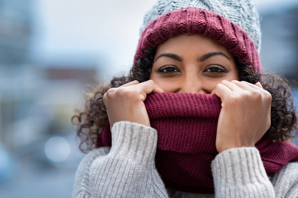 5 Tips and Tricks for Healthy Winter Hair