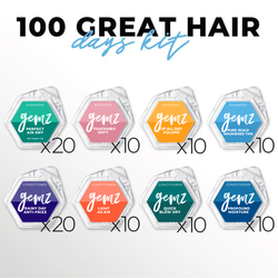 100 Days of Great Hair Kit<br>(set of 100)