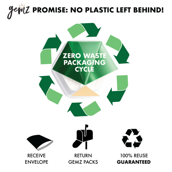 Zero Waste Return Envelope