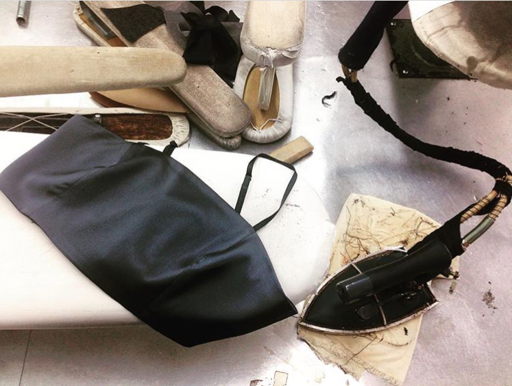 Made-to-order: our silk bralettes are hand made by our seamstress Bielka in our New York atelier