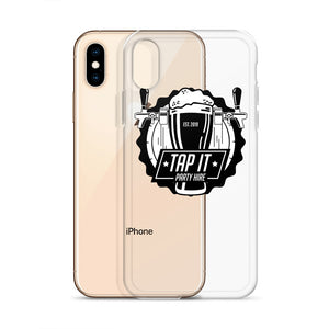 Tap It Party Hire iPhone Case