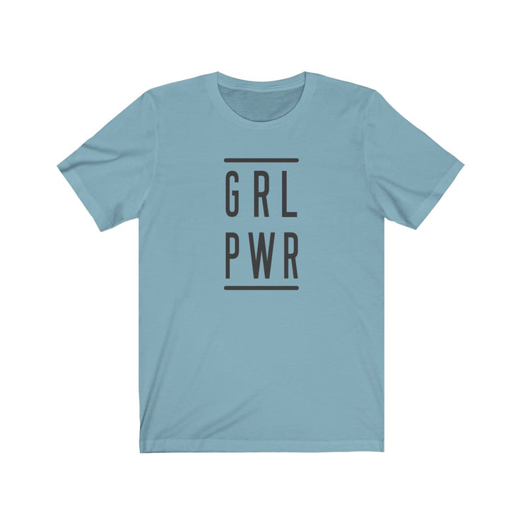 """Girl Power"" Unisex Jersey Tee"