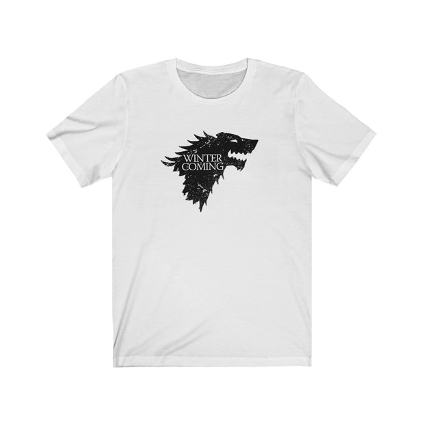"""Winter is Coming"" Unisex Tee"