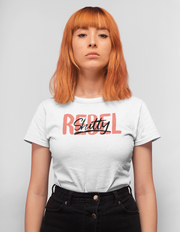 """Shitty Rebel Limited"" Unisex Jersey Tee"