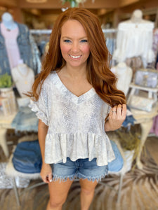The Meilani Top