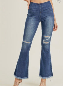 The Everly Pull-On Flares