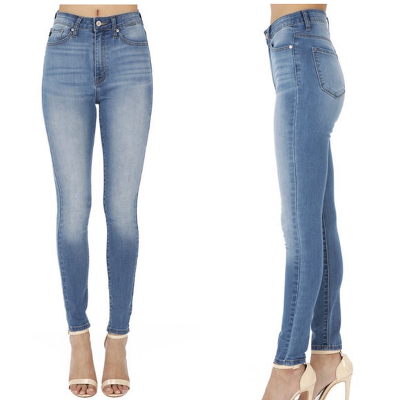 Super High Rise Skinny Jeans