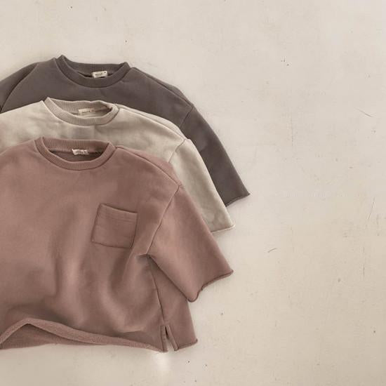 Dekki Long Sweatshirt (Mocha)