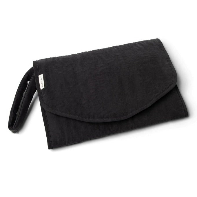 Puffy Easy Fold Changing Mat (Black)