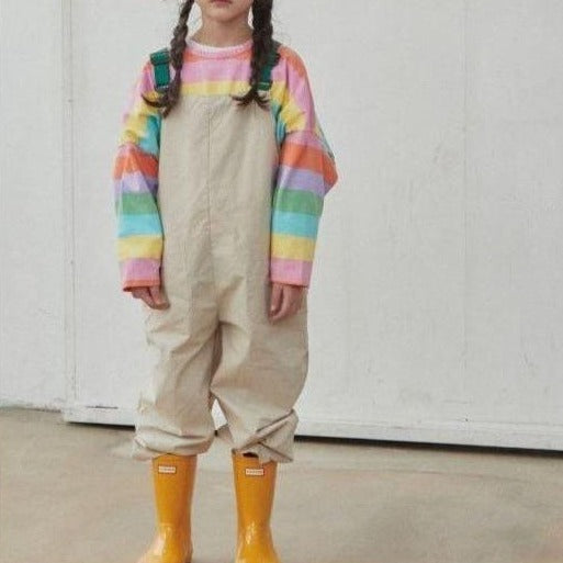 Oli Oversized Play Dungaree Overalls