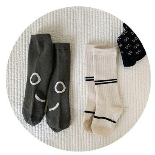 Mira Set of 3 Socks