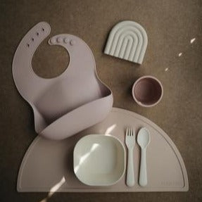 Mushie Silicone Placemat (Shifting Sand)
