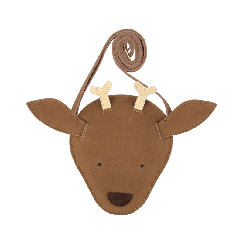 Britta Leather Deer Bag Purse