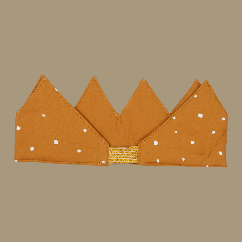 Ochre Organic Cotton Crown