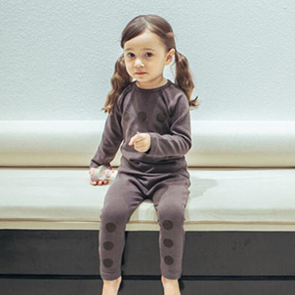 Dot Easywear Top and Leggings Set