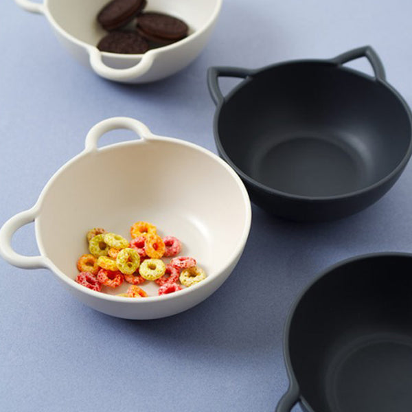Cat & Bear BPA Free Eco Bowl Set