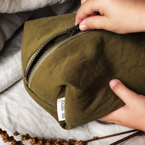 Puffy Essentials Mama Pouch (Forest)