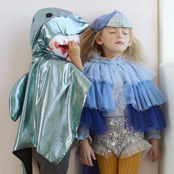 Blue Bird Cape Dress Up
