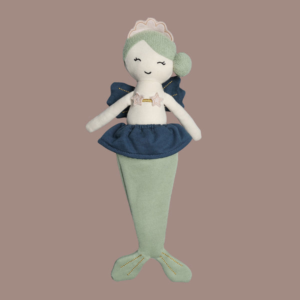 Mermaid Soft Toy Doll