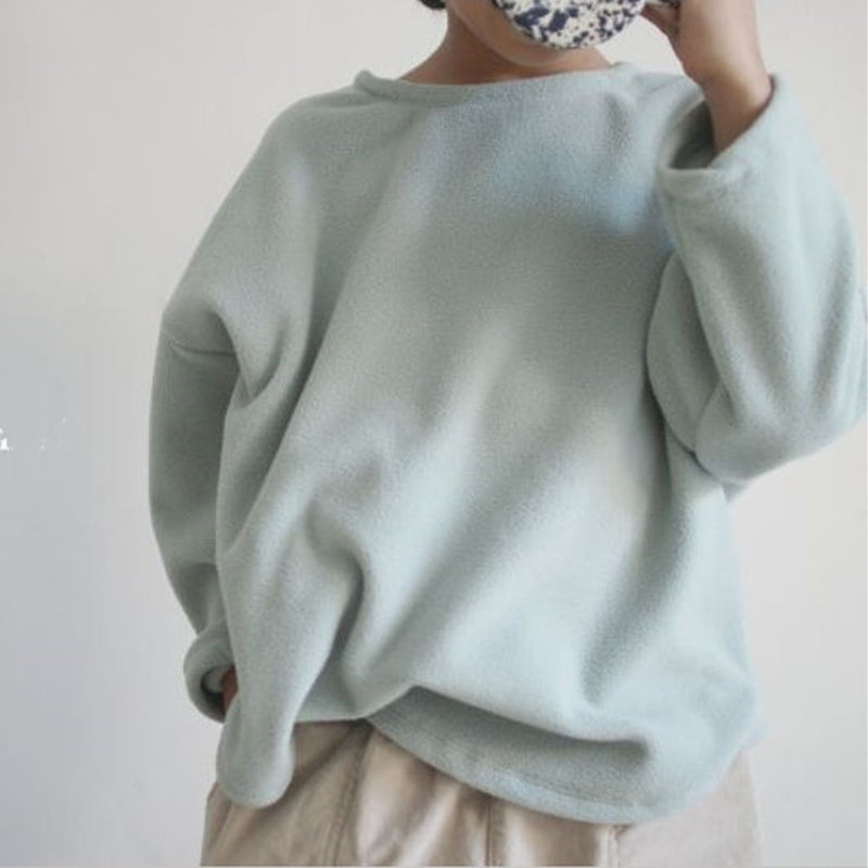Mico Fleece Tee (Mint)