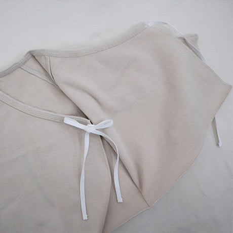 New Bebe Kimono Top with Leggings & Bonnet (Beige)